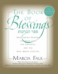 Marcia Falk - The Book of Blessings